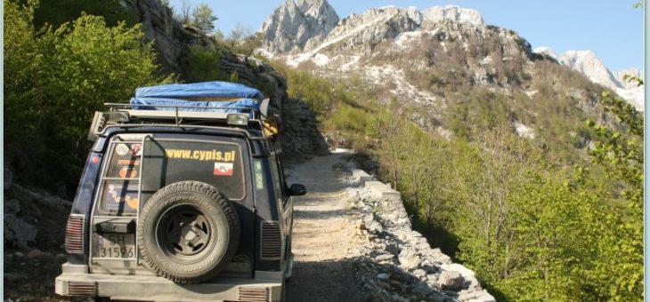 Albańska przygoda – Część II – Czarnogóra, Albania, Chorwacja, Słowenia, Austria, Słowacja – Maj 2009 r.