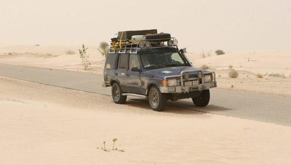 AFRYKA – Wyprawa dookoła Sahary – Część II – Mauretania.
