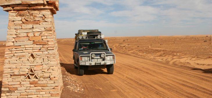 Święte miasto islamu Szinkit – Chinguetti – Mauretania – Dyskoteka w podróży