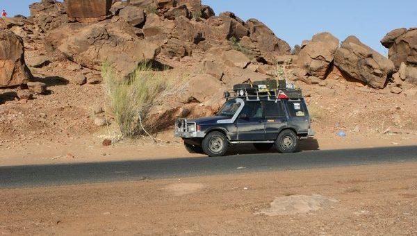 AFRYKA – Wyprawa dookoła Sahary – Część III – Mali.