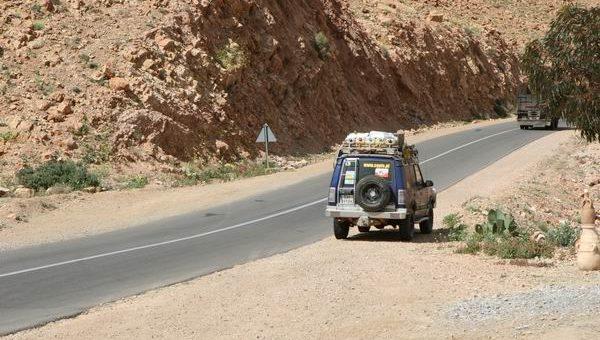 AFRYKA – Wyprawa dookoła Sahary – Część VI – Maroko i powrót.