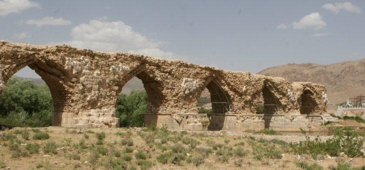 Most Szapuri – antyczne perskie konstrukcje