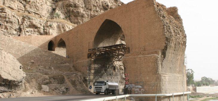 Most Dokhtar – antyczne perskie konstrukcje