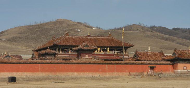 BUDDYJSKI KLASZTOR AMARBAJASGALANT – MONGOLIA