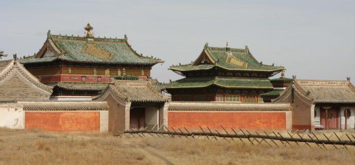 BUDDYJSKI LAMAJSKI KLASZTOR ERDENEDZUU CHIJD – MONGOLIA