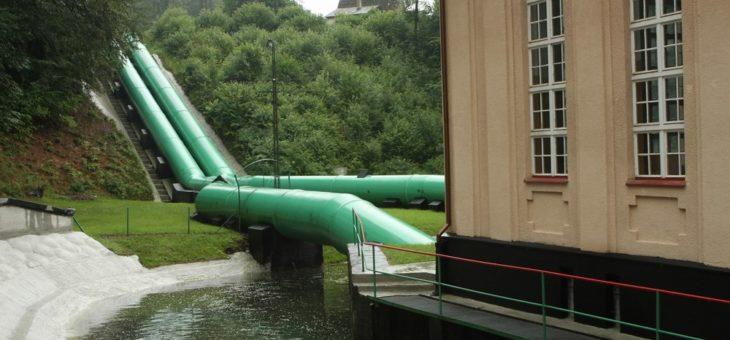Elektrownia Wodna – Gałąźnia Mała