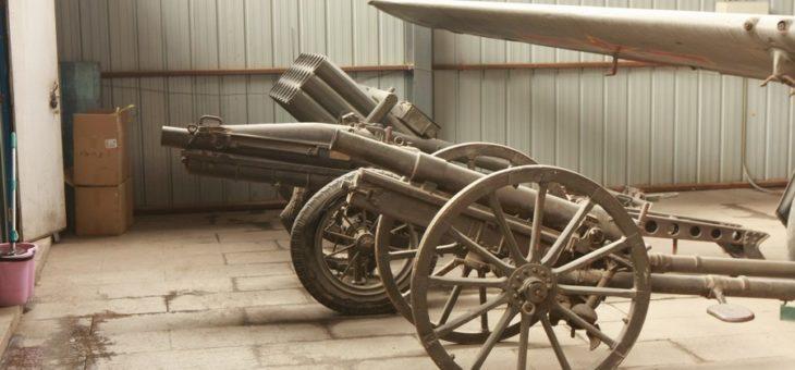 Wyprawa na ślubny kobierzec – Muzeum Wojskowe – Pekin / Chiny