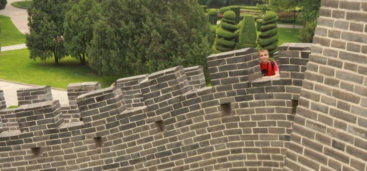 Wyprawa na ślubny kobierzec – Park Miniatur – Pekin / Chiny