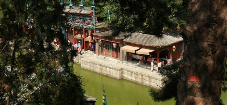 Wyprawa na ślubny kobierzec – Pałac Letni – Pekin / Chiny