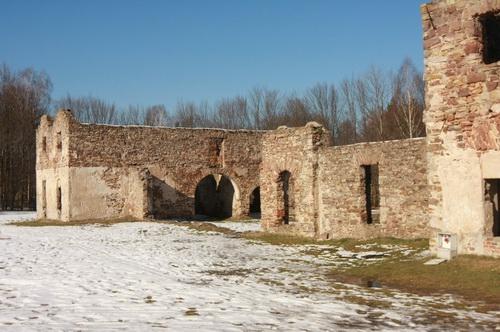 Wielki Piec – Ruiny dawnej Huty Józef – Samsonów