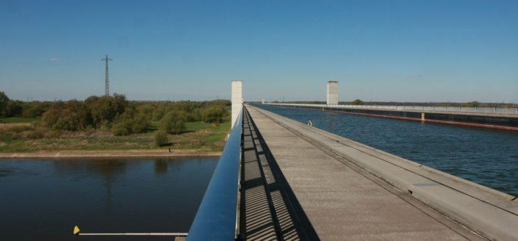 Niemcy – żeglowny akwedukt