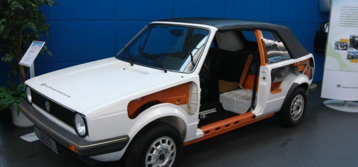 Niemcy – w muzeum VW (Volkswagen'a)