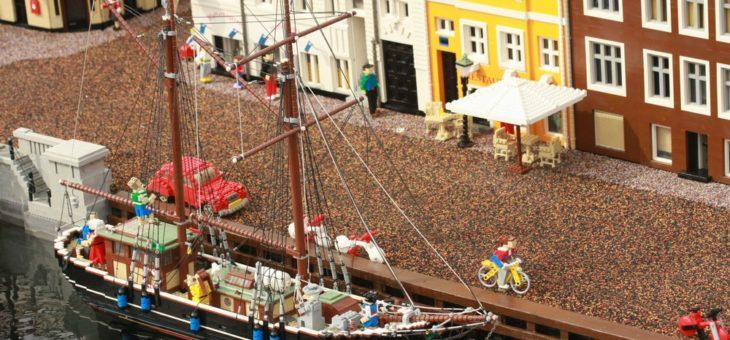Dania – Legoland – Billund – w krainie klocków LEGO