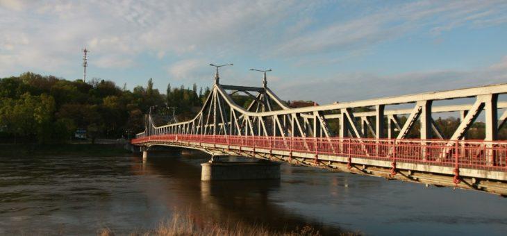 Most drogowy na Odrze – Krosno Odrzańskie