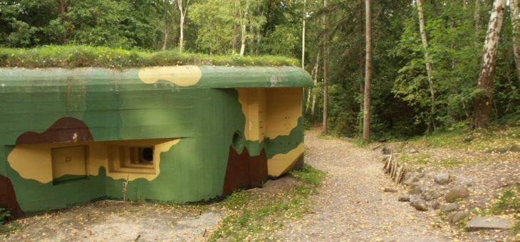 Rejon Umocniony Hel – Skansen Fortyfikacji Ośrodek Oporu Jastarnia