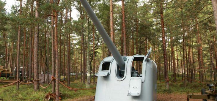 Rejon Umocniony Hel – Bateria Szlezwik Holstein