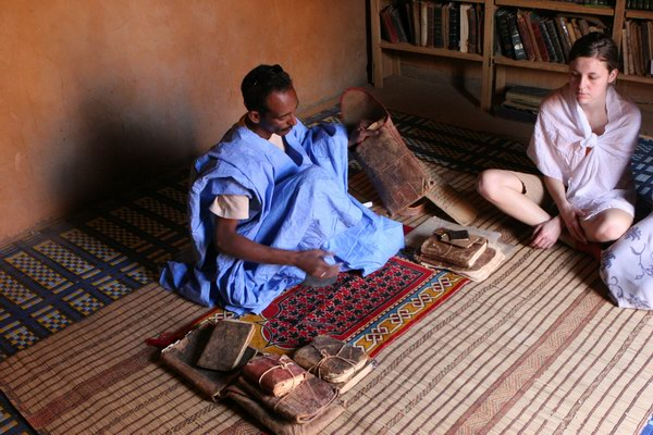 Achmed i jego zbiory.