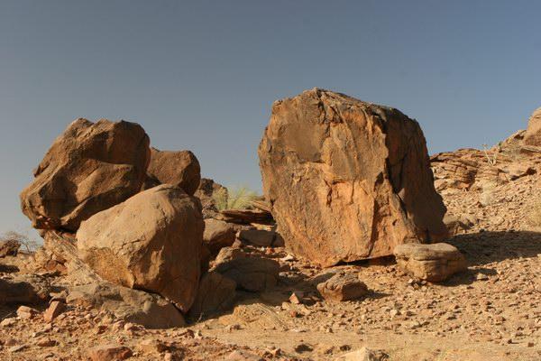 Przydrożne skały.