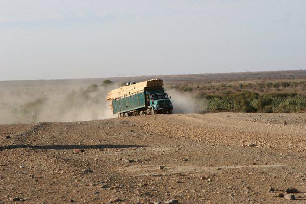 Saharyjski TIR.