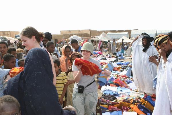 Amourj - na bazarze.