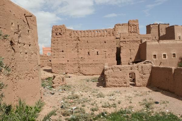 Ouarzazate - kazba.