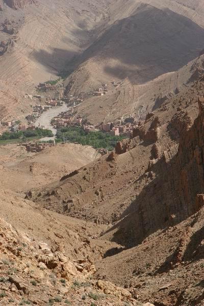 Górska panorama.